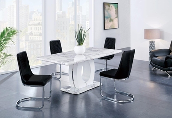 5PC Dining Set # D894DT / D1067