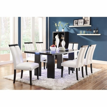 5PC Kenneth Set with LED Lit Dining Table