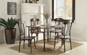 5PC Loyalton Dining Room Set