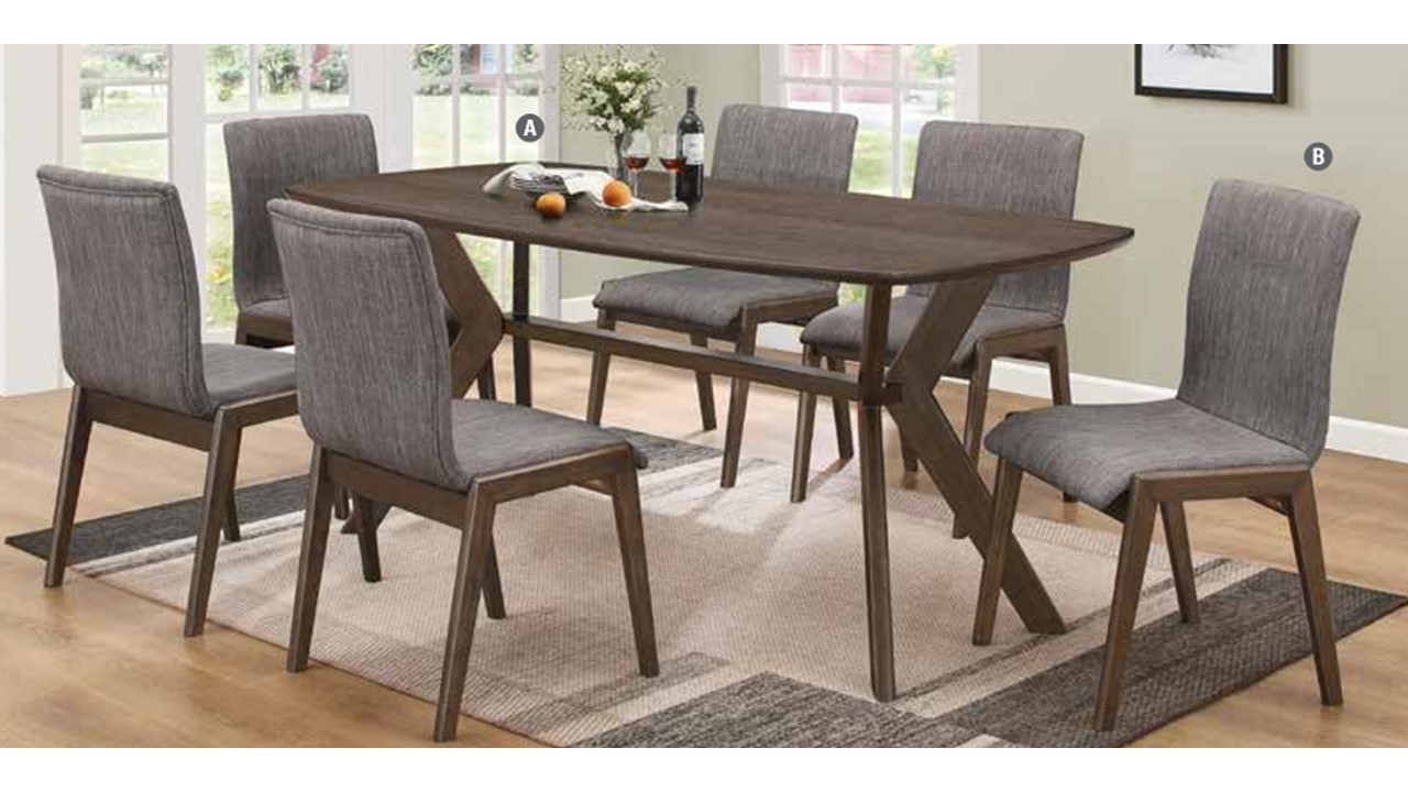 5PC McBride Dining Collection