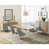 5PC Pennington Contemporary Table and Chair Set