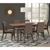 5PC Redbridge Table & Chair Set with Leaf