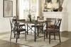 5PC Sage Dining Room Set