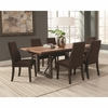 5PC Spring Creek Table and Side Chairs Set