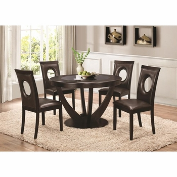 5PC Stapleton Table and Chairs Set