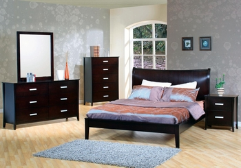 5PC Stuart Queen Bedroom Group