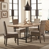 5PC Thompson Rustic Table and Chair Set