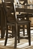 5PC Modern Crown Point Counter Height Dining Room Set Collection