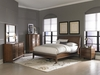 5PC Bedroom Set Kasler Queen Size, Nightstand, Dresser, Mirror, Chest