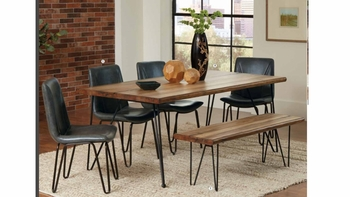 6PC Chambler dining collection