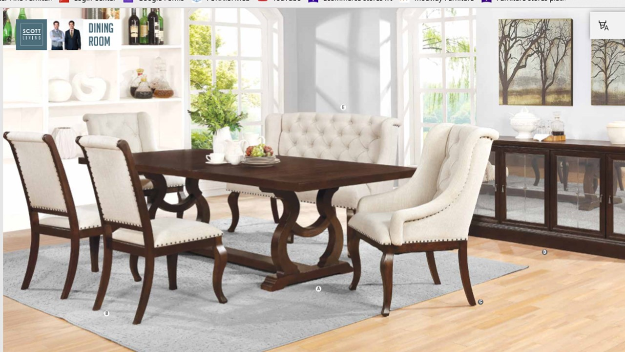 Sophisticated Antique Furniture Dining Room Set Images Best Inspiration Home Design