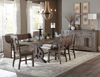 6PC Toulon Dining Room Set