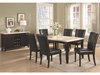 7 PC Anisa Dining Table and Chairs Set