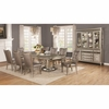 7 PC Danette Table and Chair Set with Leaf