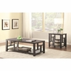 70353 Coffee Table with Shelf