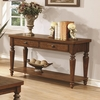 70357 Console Table w/ Lower Shelf
