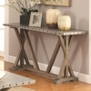 70374 Industrial Sofa Table