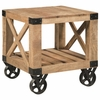 70554 Industrial Square End Table