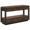 70565 Industrial Sofa Table with Four Drawers by Scott Living
