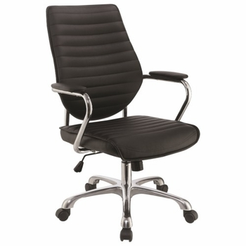 80132 Contemporary High Back Office Chair