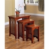 901049 3 Piece Nesting Table Set