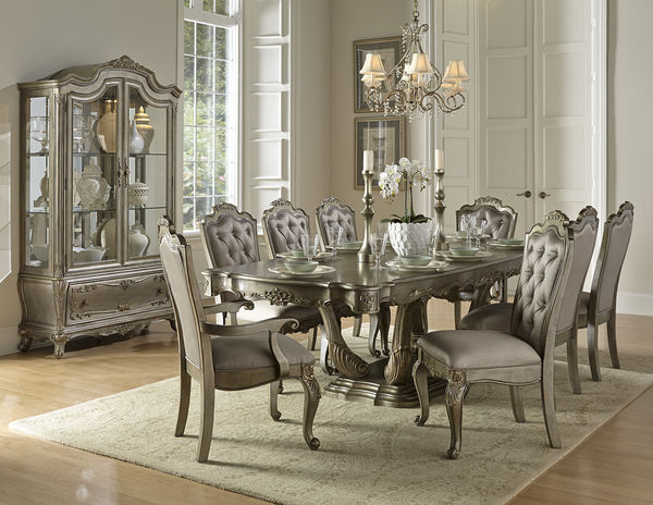 9PC Florentina Dining Room Set