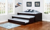 Aaron Cappuccino Daybed