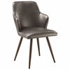 Abbott Demi Arm Dining Chair Leatherette