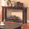 Abernathy Sofa Table with Shelf