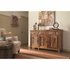 Accent Cabinets Rustic 950367 Cabinet w/ Doors