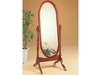 Accent Cheval Oval Mirror