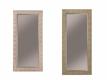 Accent Mirror with Colored Mosaic Frame