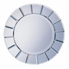 Accent Mirrors Round Sun-Shape Mirror