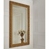 Accent Mirrors Wall Mirror with Gilded Frame