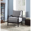 Accent Seating Accent Chair with Beaded Frame