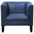 Accent Seating Accent Chair with Nailhead Trim