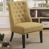 Accent Seating Accent Chair with Tufted Back