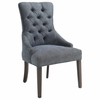 Accent Seating Accent Chair with Tufted Back Cushion
