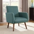 Accent Seating Mid Century Modern Accent Chair