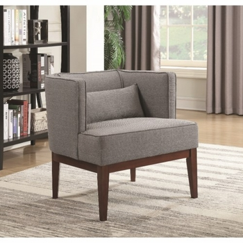 Mid-Century Accent Chair by Donny Osmond Home