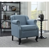 Accent Seating Traditional Accent Chair with Nailhead Trim
