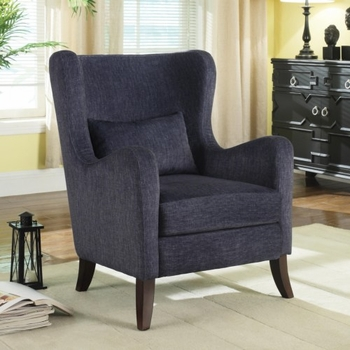 Accent Seating Wing Back Accent Chair