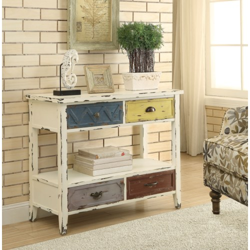 Contemporary Storage Cabinet Accent Cabinet With Two Shelves 950545 Arlington Va Furniture Stores