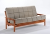 Albany Full Futon Frame / 10 Year Warranty