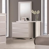 Alessandro 3 Drawer Dresser with Full Extension Glides