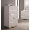 Alessandro 5 Drawer Chest with Full Extension Glides
