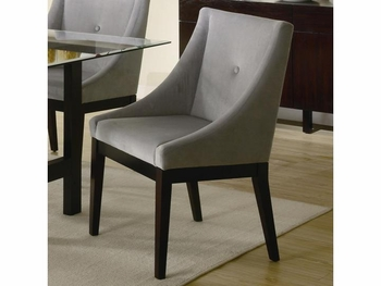 Alvarado Upholstered Accent Side Chair