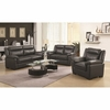 Arabella Contemporary Leatherette Sofa