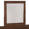 Artesia Dresser Mirror with Wood Frame