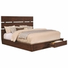 Artesia Queen Platform Bed with Storage Footboard by Scott Living